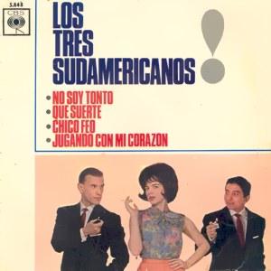 Tres Sudamericanos, Los - CBSEP 5848