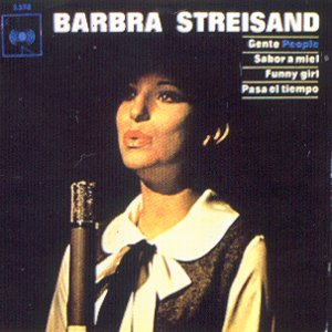 Streisand, Barbra - CBSEP 5898