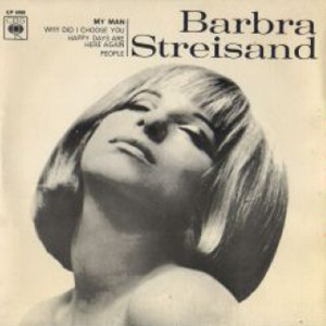 Streisand, Barbra - CBSEP 6068