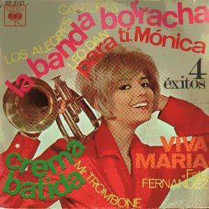 Varios - Pop Español 60' - CBSEP 6127