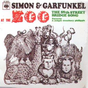 Simon And Garfunkel - CBSEP 6370