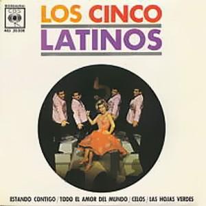 Cinco Latinos, Los - CBSAGS 20.038