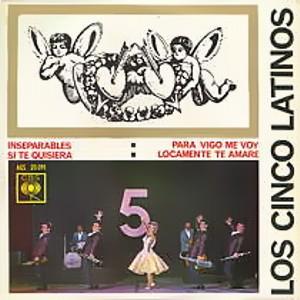 Cinco Latinos, Los - CBSAGS 20.091