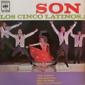 Cinco Latinos, Los - CBSAGS 20.039