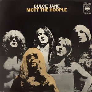 Mott The Hoople - CBS CBS 1280
