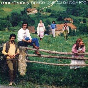 Mocedades - CBSA-1340