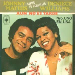 Mathis, Johnny - CBSCBS 6522