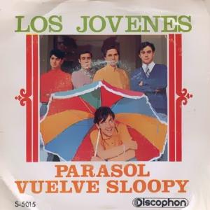 Jóvenes, Los - DiscophonS-5015