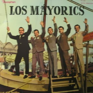 Mayorics, Los - Discophon 17.119