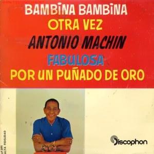 Machín, Antonio - Discophon27.091