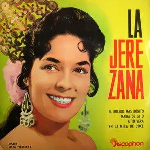 Ana María La Jerezana - Discophon27.135