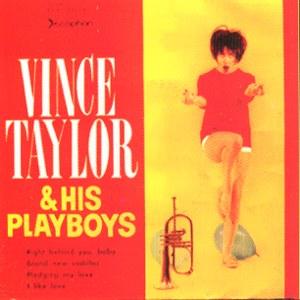 Taylor, Vince