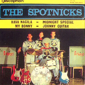 Spotnicks, The - Discophon 27.216