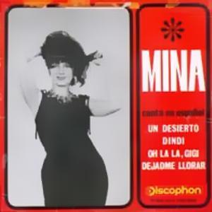 Mina - Discophon27.220