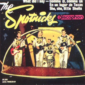 Spotnicks, The - Discophon 27.232