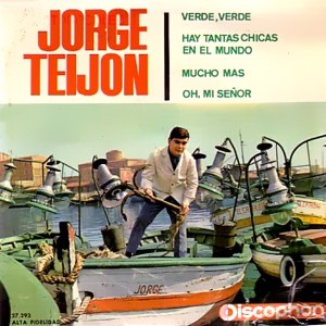 Teijón, Jorge