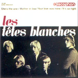 Tetes Blanches, Les