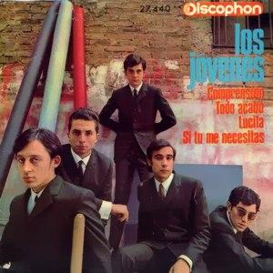 Jóvenes, Los - Discophon27.440