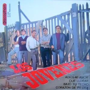 Jóvenes, Los - Discophon27.450