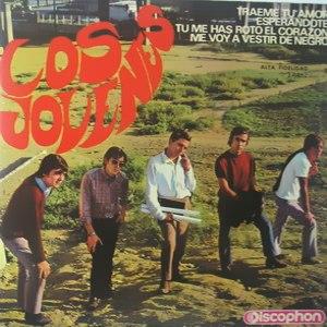 Jóvenes, Los - Discophon27.462