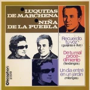 Niña De La Puebla, La