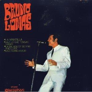 Lomas, Bruno - Discophon27.540