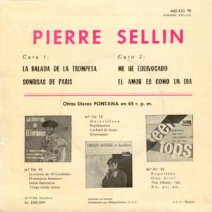 Pierre Sellin - Fontana460 823 TE