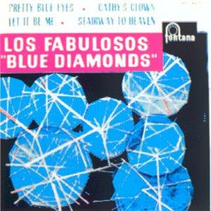 Blue Diamonds - Fontana463 182 TE