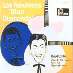 Blue Diamonds - Fontana463 203 TE