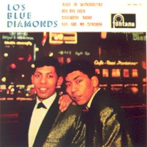 Blue Diamonds - Fontana463 286 TE