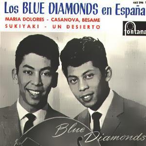 Blue Diamonds - Fontana463 296 TE