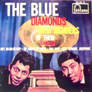 Blue Diamonds - Fontana463 301 TE