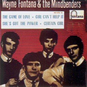 Mindbenders, The - Fontana465 270 TE