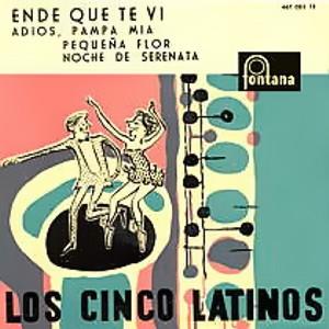 Cinco Latinos, Los - Fontana467 083 TE