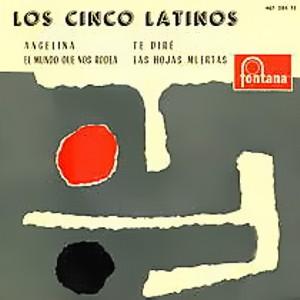 Cinco Latinos, Los - Fontana467 084 TE