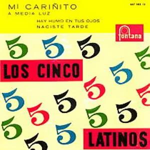 Cinco Latinos, Los - Fontana467 085 TE
