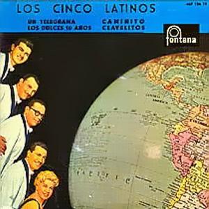 Cinco Latinos, Los - Fontana467 126 TE