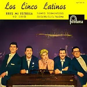 Cinco Latinos, Los - Fontana467 140 TE