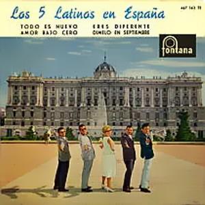 Cinco Latinos, Los - Fontana467 163 TE