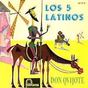 Cinco Latinos, Los - Fontana467 172 TE