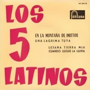 Cinco Latinos, Los - Fontana467 203 TE