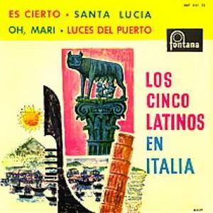 Cinco Latinos, Los - Fontana467 231 TE