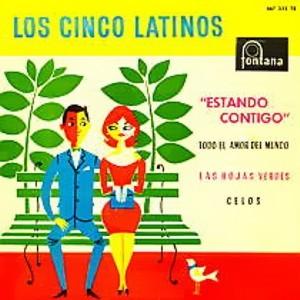 Cinco Latinos, Los - Fontana467 232 TE
