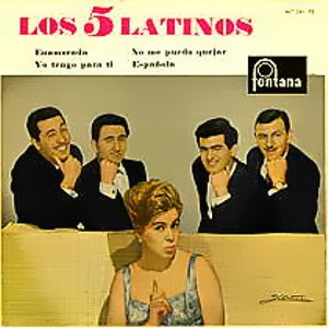 Cinco Latinos, Los - Fontana467 245 TE