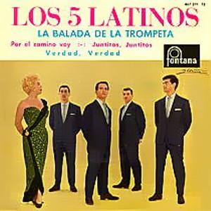 Cinco Latinos, Los - Fontana467 271 TE