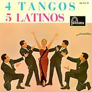 Cinco Latinos, Los - Fontana467 272 TE