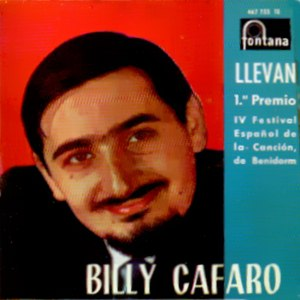 Cafaro, Billy - Fontana 467 733 TE