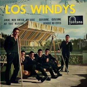 Edward Y Los Windys - Fontana467 754 TE