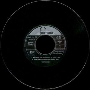 Troggs, The - Fontana467 791 TE
