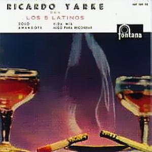 Yarke, Ricardo